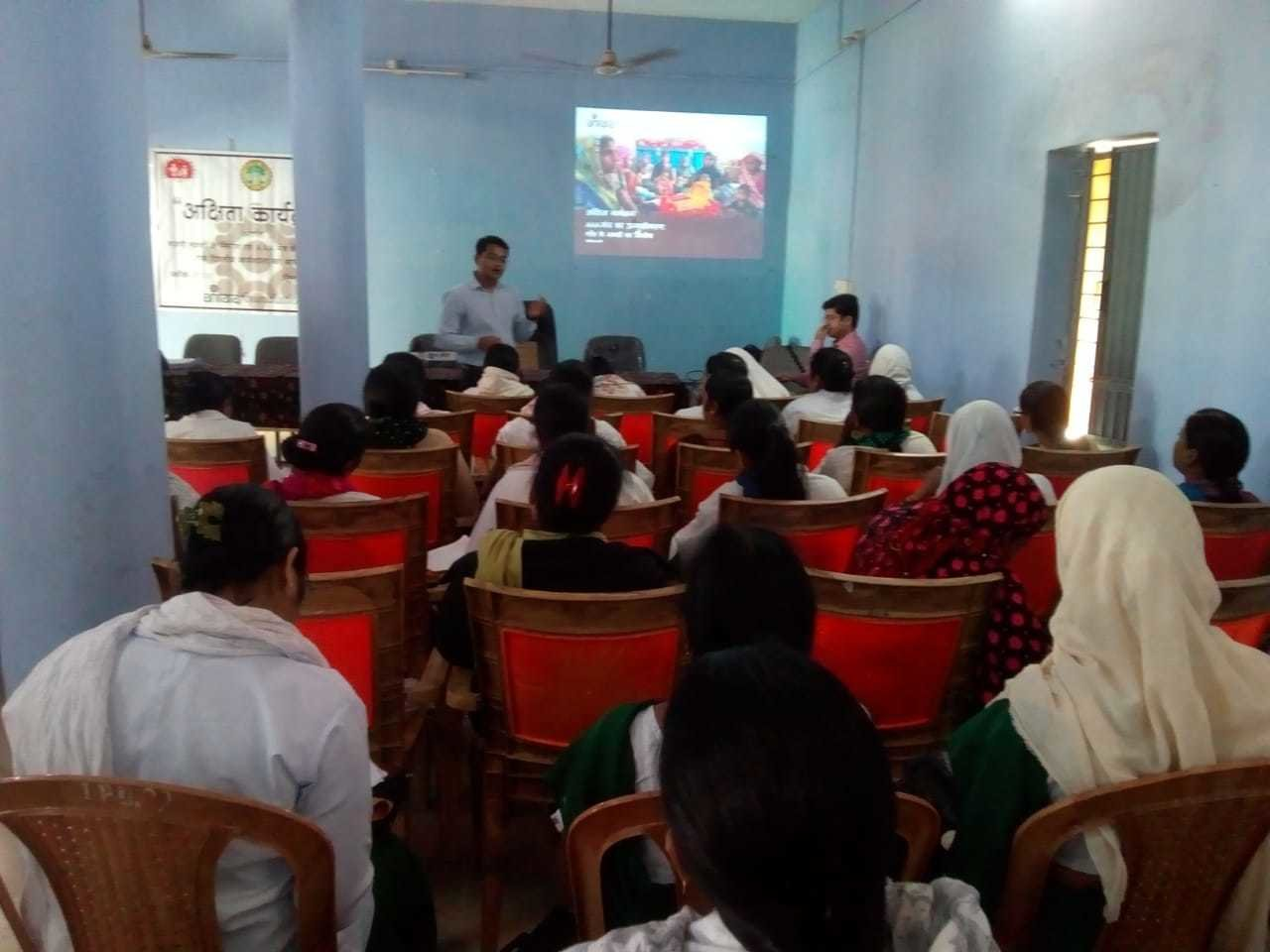 Vm Training Conducted By Po 1